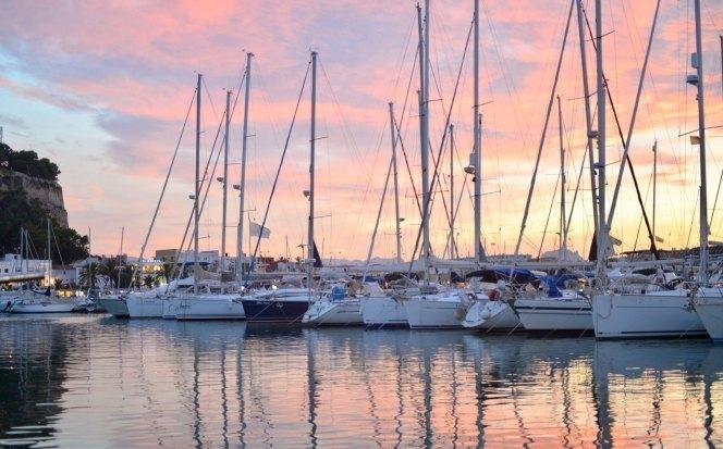 Dénia, la ciudad de los amantes de la náutica